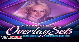 مجموعه Animated Overlay Sets 1
